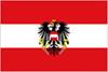 Bandera Austria Austriaca