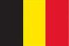 Bandera Belgica Belga