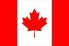 Bandera Canada Canadiense