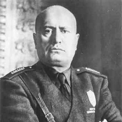 Benito Mussolini Astrologia Articulos Spicasc Carlos Raitzin Horoscopo Signos