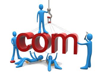 Pagina Seccion Sitio Web Construccion