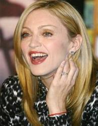 Famosos Madonna Kabbalah Hilo Rojo Liston Prevenir Mal Ojo Cabala Oracion