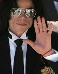 Famosos Michael Jackson Kabbalah Hilo Rojo Liston Prevenir Mal Ojo Cabala Oracion