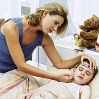 Madre Preocupada Niño Enfermo Astrologia Signo Cancer Horoscopo