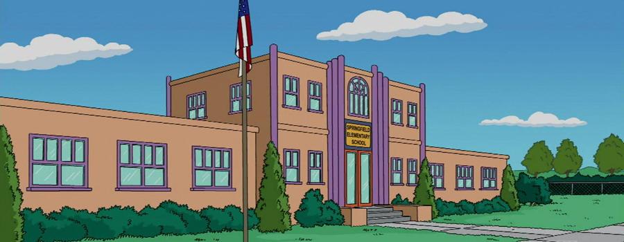 Simpson Springfield Escuela Primaria Nueva Medicina Germanica Hamer NMG Leyes Biologicas 5LB Articulo Andy Villa Pasadofuturo.com