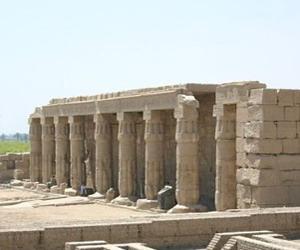 Templo Egipcio Tebas Astrologia Articulos Pasadofuturo Horoscopo Zodiaco Signos