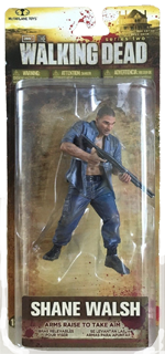 The Walking Dead McFarlane Toys Eaglemoss Collections AMC FOX Serie 2 TV Figures Collectible Action Accion Figuras Coleccion MDeputy Shane Walsh