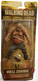 The Walking Dead McFarlane Toys Eaglemoss Collections AMC FOX Serie 2 TV Figures Collectible Action Accion Figuras Coleccion Well Zombie
