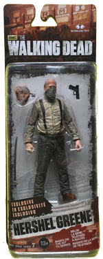The Walking Dead McFarlane Toys Eaglemoss Collections AMC FOX Serie 7 TV Figures Collectible Action Accion Figuras Coleccion Hershel Green