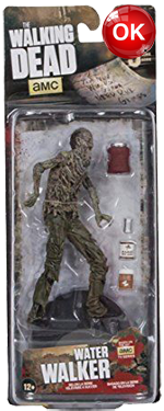 The Walking Dead McFarlane Toys Eaglemoss Collections AMC FOX Serie 9 TV Figures Collectible Action Accion Figuras Coleccion Water Walker