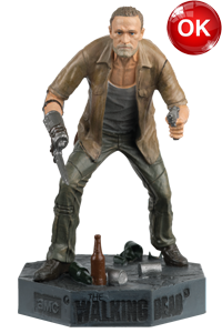 The Walking Dead McFarlane Toys Eaglemoss Collections AMC FOX Serie TV Figures Collectible Action Accion Figuras Coleccion Merle
