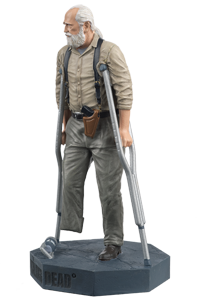 The Walking Dead McFarlane Toys Eaglemoss Collections AMC FOX Serie TV Figures Collectible Action Accion Figuras Coleccion Hershel