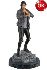 The Walking Dead McFarlane Toys Eaglemoss Collections AMC FOX Serie TV Figures Collectible Action Accion Figuras Coleccion Tara