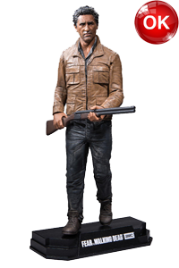 The Walking Dead McFarlane Toys Eaglemoss Collections AMC FOX Serie TV Figures Collectible Action Accion Figuras Coleccion Travis Manawa