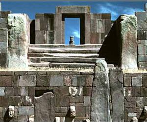 Tiahuanacu Bolivia Astrologia Articulos Pasadofuturo Horoscopo Zodiaco Signos